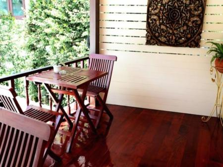 Balcony/terrace Ao Nang Home Stay - Adult Only