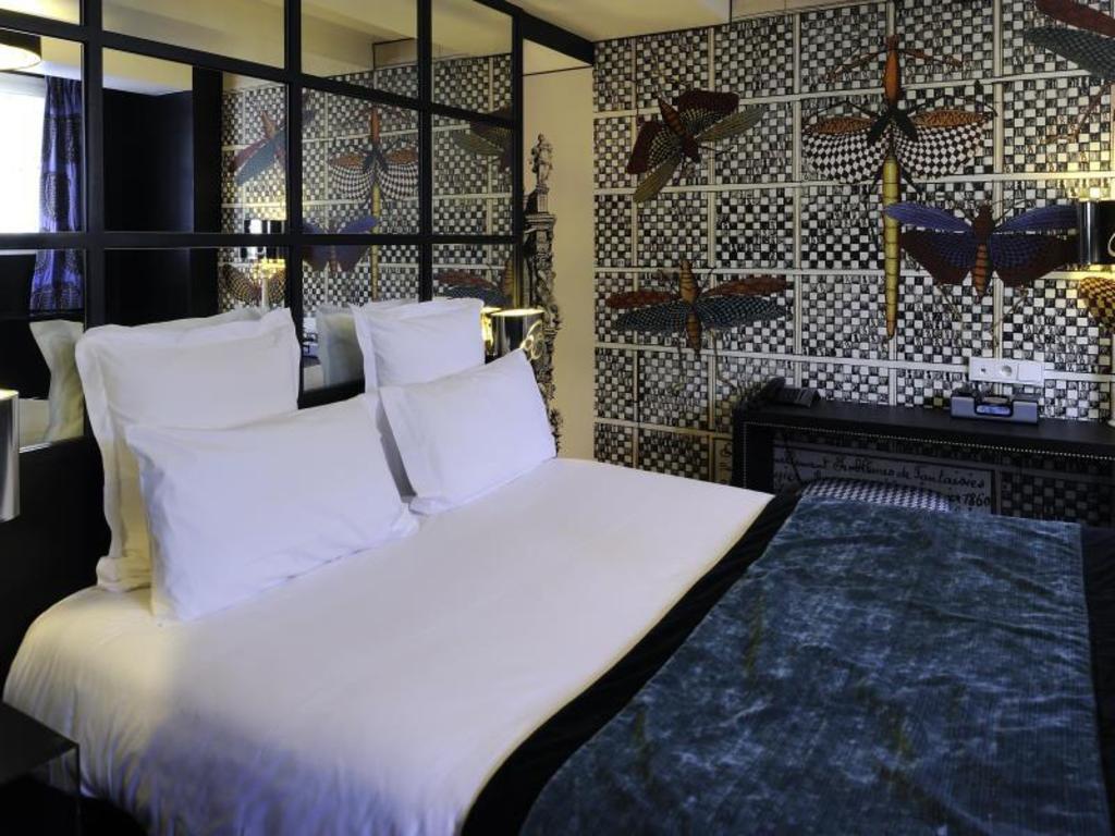 hotel le bellechasse saint germain in paris room deals. Black Bedroom Furniture Sets. Home Design Ideas