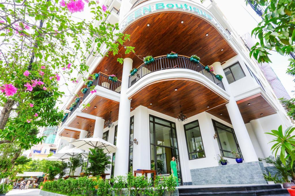 Eco Green Boutique Hotel Da Nang