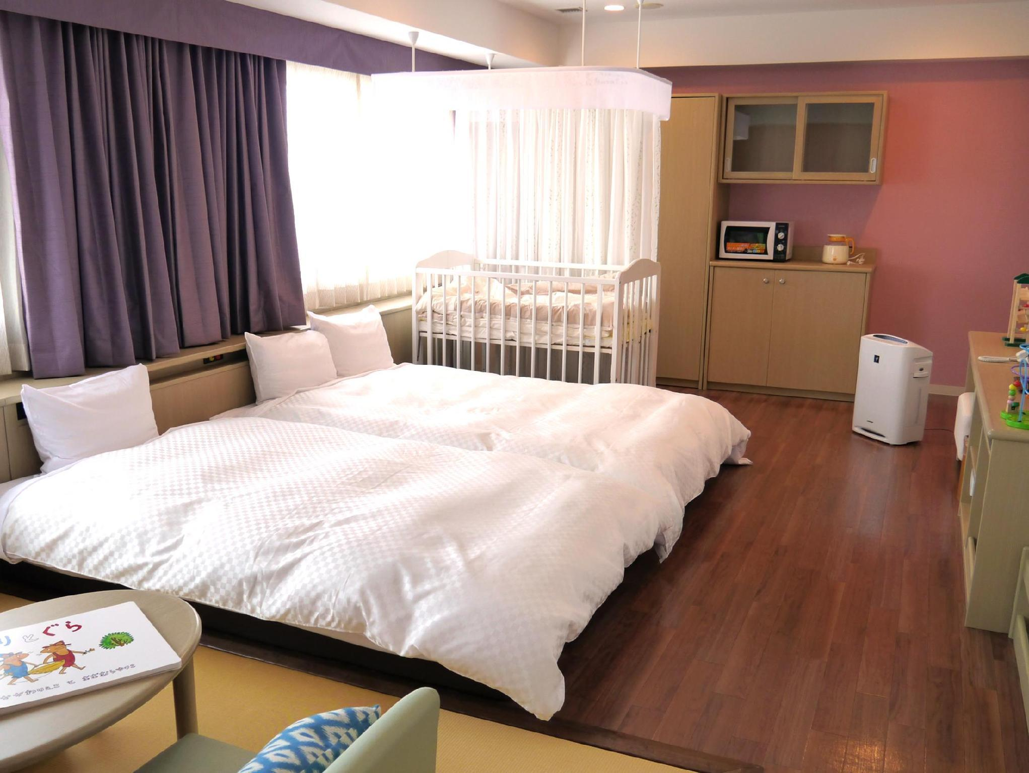 키즈 앤 올 패밀리룸 (금연) (Kids N All Family Room - Non-Smoking)