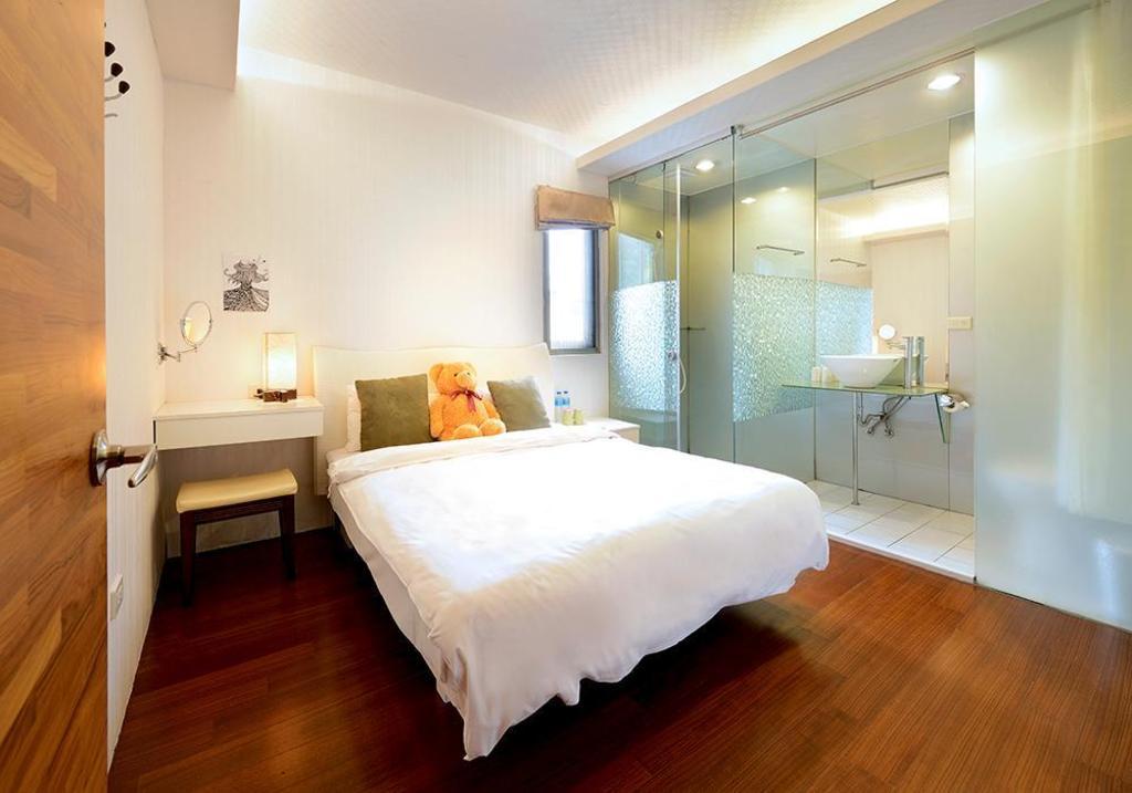 Best Price on Love Home Garden Inn in Nantou + Reviews!