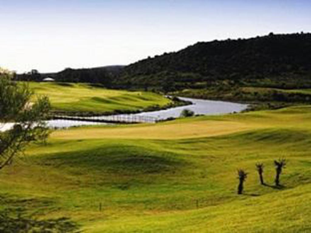 pole golfowe – na miejscu Bushman Sands Golf Lodge