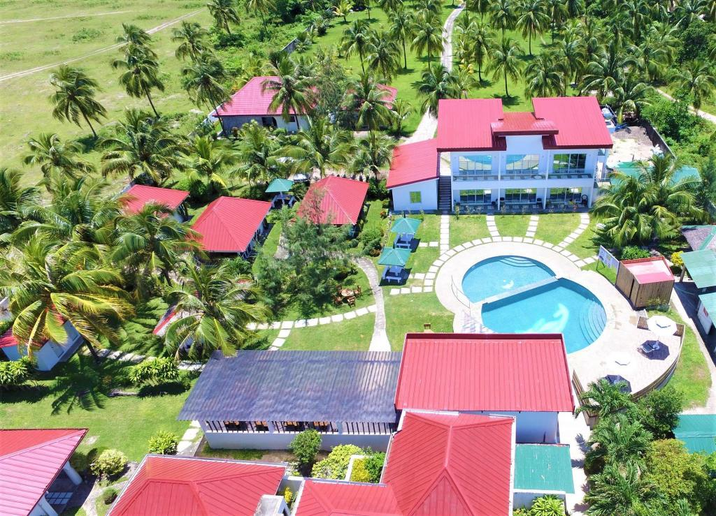 Swimming Pool Outdoor Phaidon Beach Resort