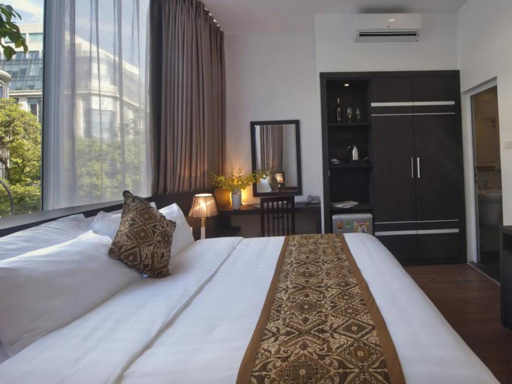 Deals On Hanoi Merci Hotel In Vietnam Promotional Room Prices