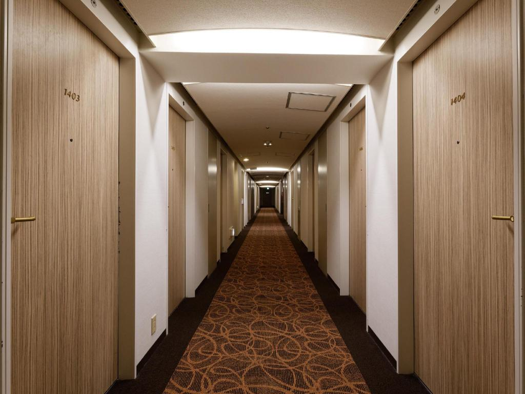 Vista interior Kagoshima Washington Hotel Plaza