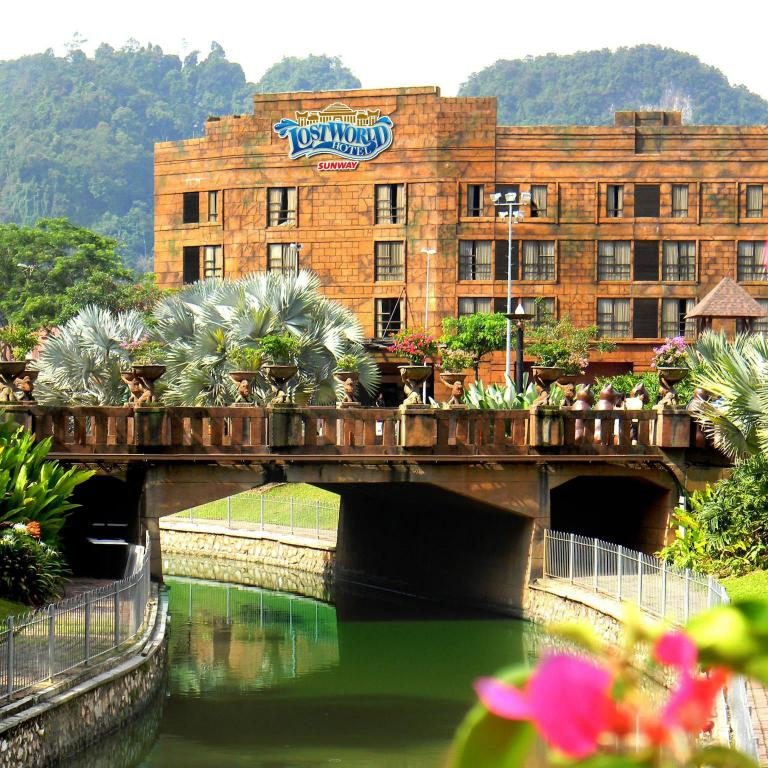 Exterior view Sunway Lost World