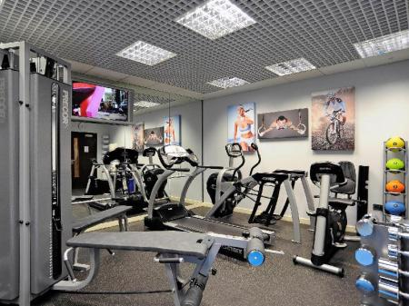Fitness center Mercure London Paddington Hotel