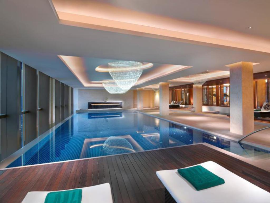 Piscine Banyan Tree Macau