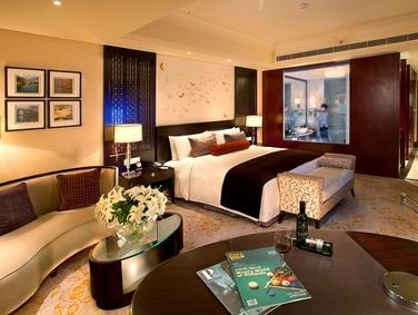 Intercontinental with Special View Room