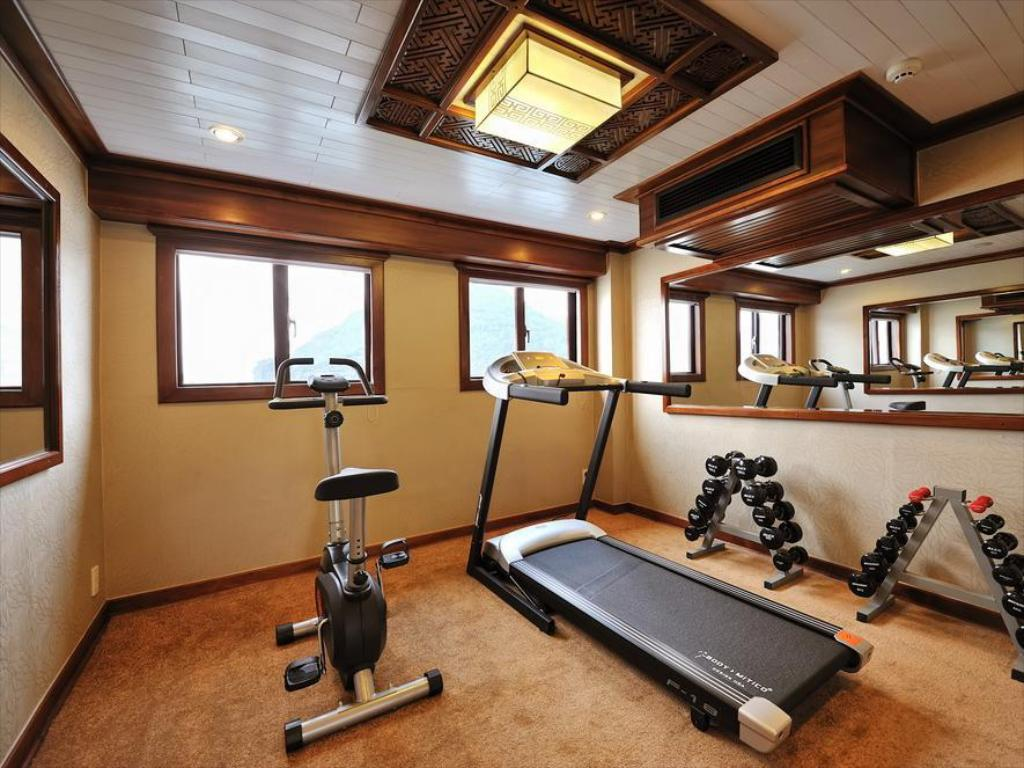centre de fitness Paradise Peak Cruise