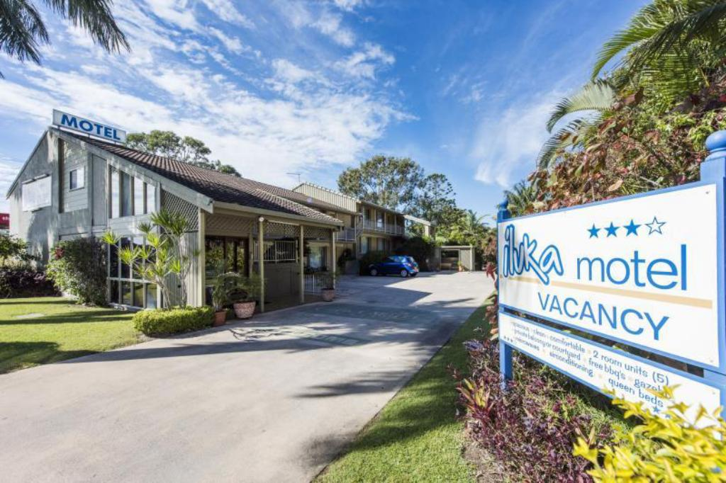 موتيل إلوكا نيو ساوث ويلز (Iluka Motel NSW)