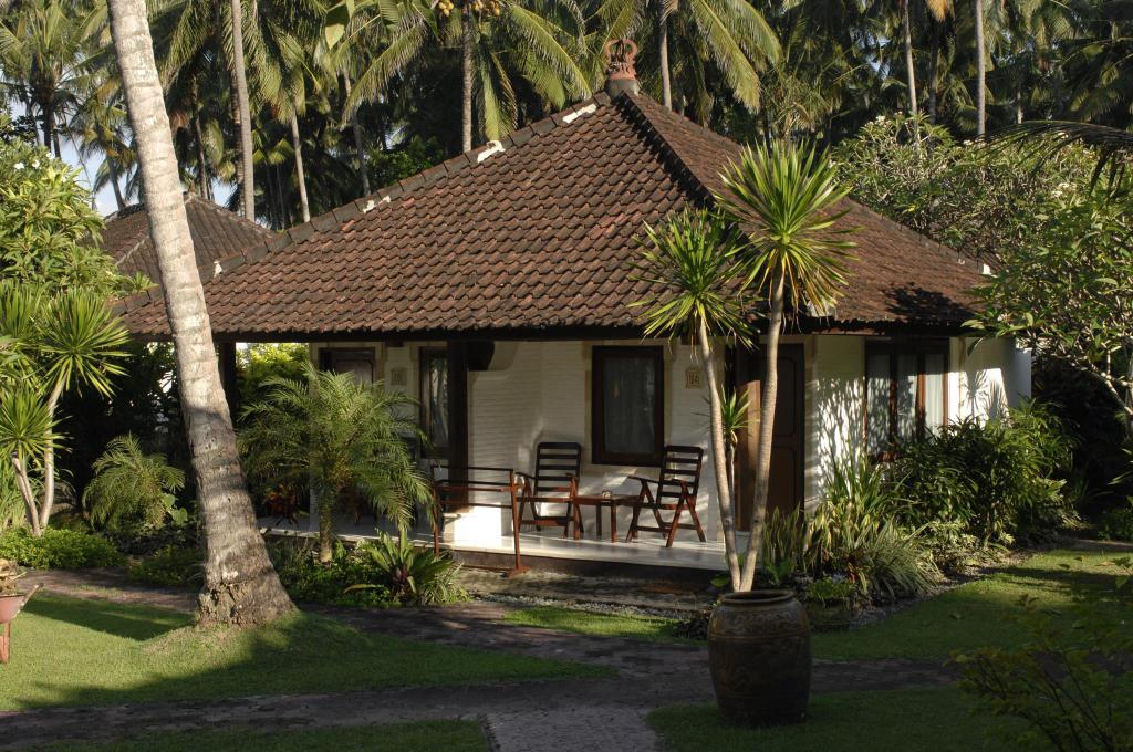 Quarto Superior Lotus Bungalows