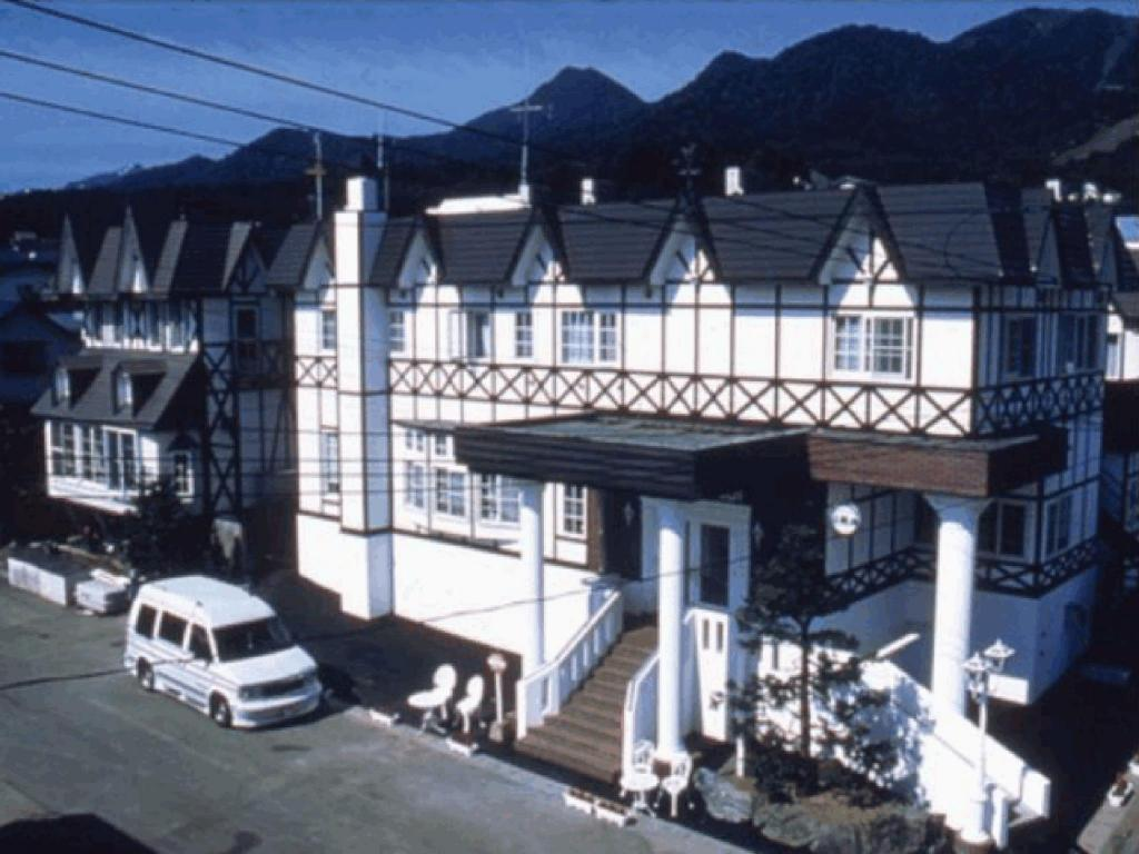 Exterior view Pension Furanui