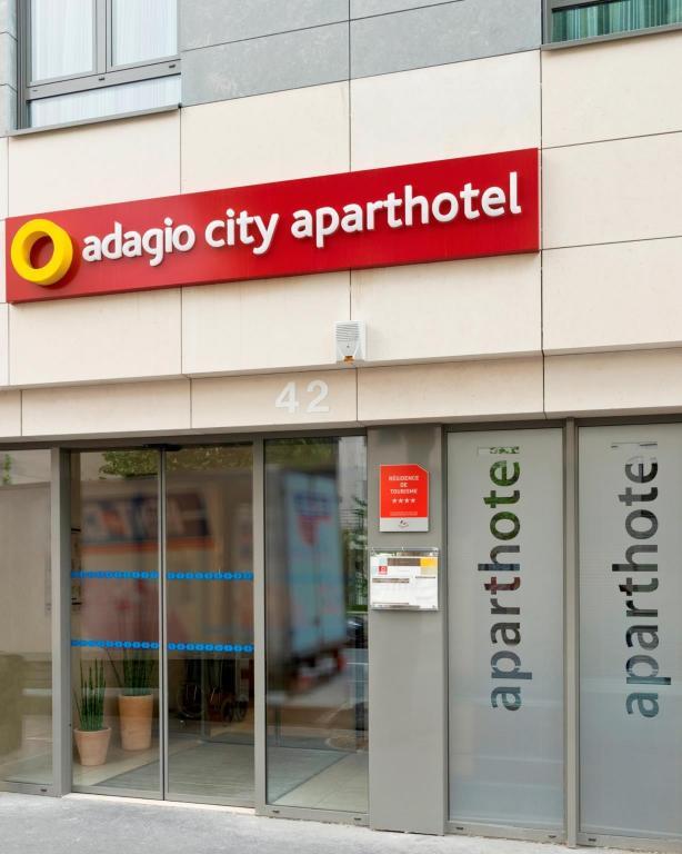 Tìm hiểu thêm về Adagio Paris Vincennes Aparthotel