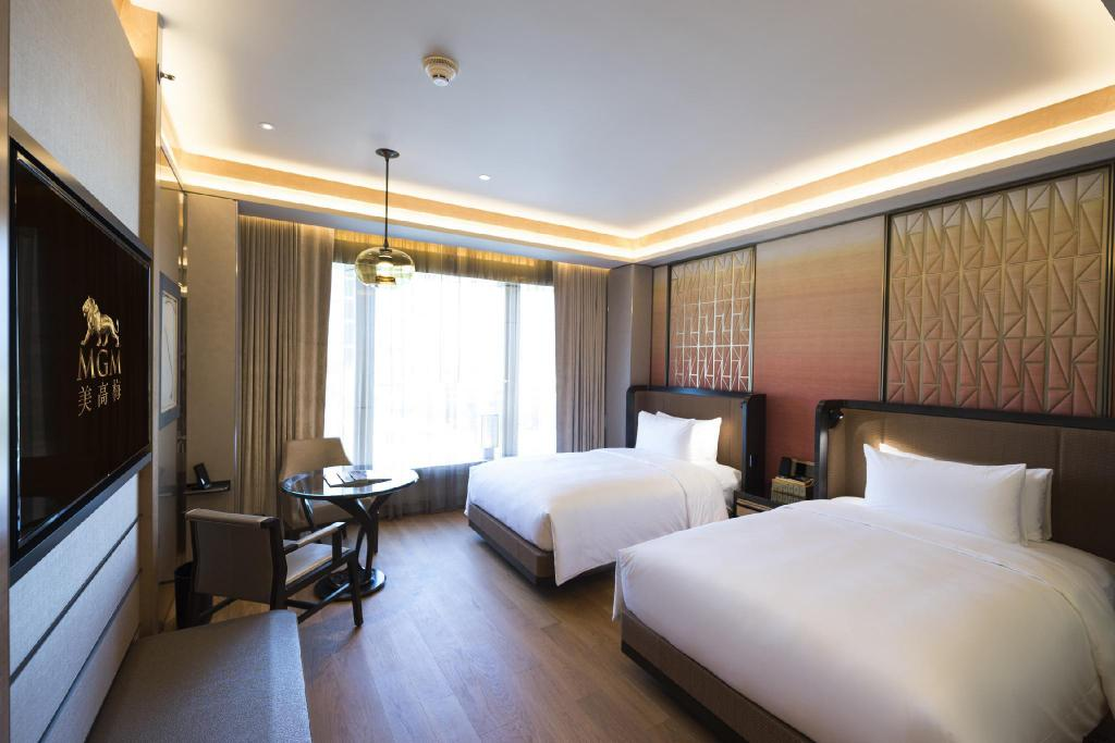 Resort Double Room - Bed MGM Cotai