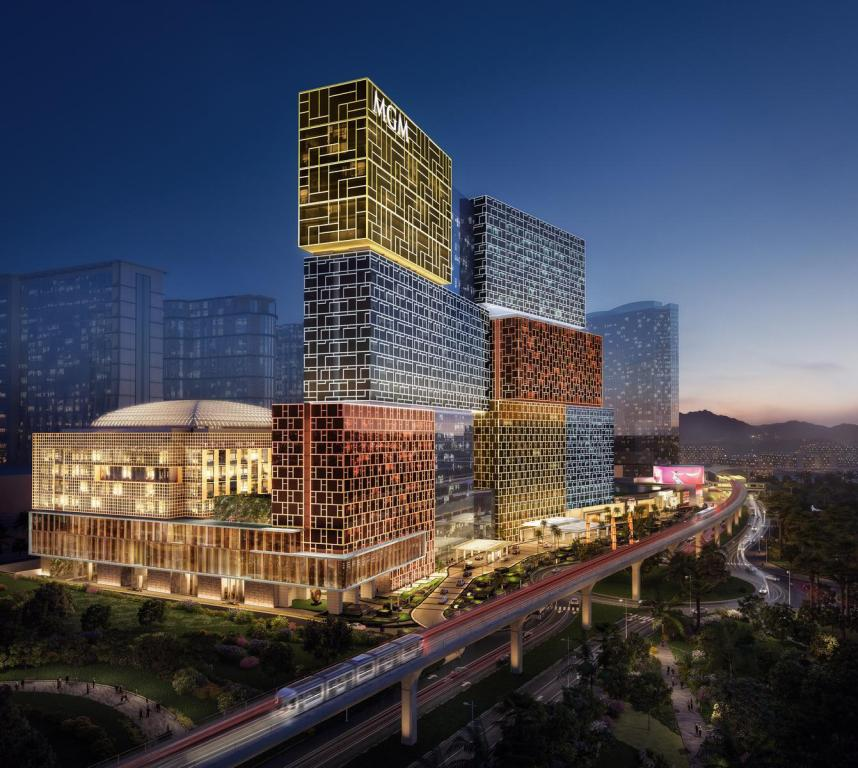 Image result for mgm cotai