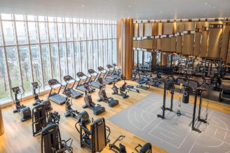 Fitness center MGM Cotai