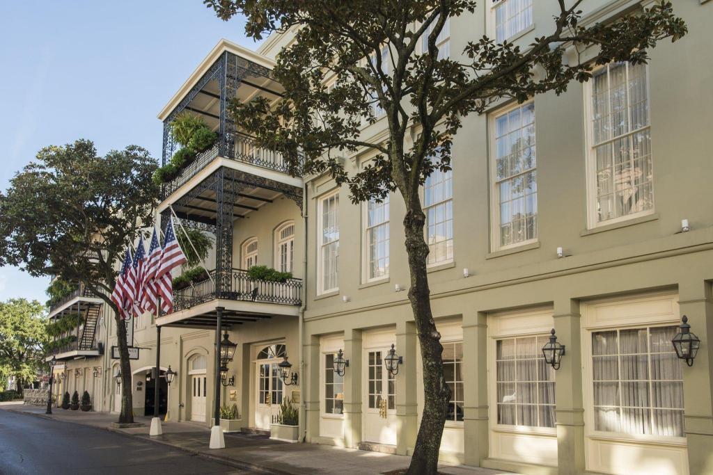 Bienville House Hotel New Orleans La