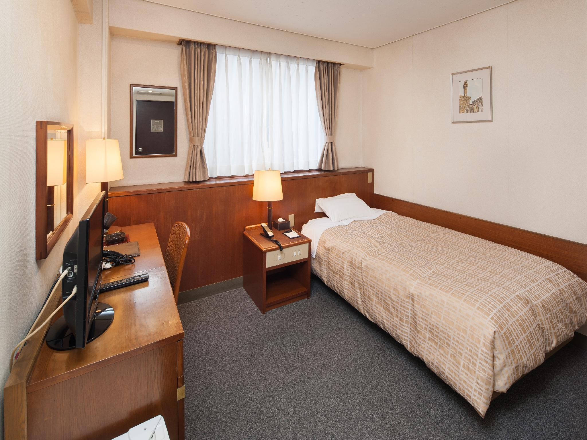 Reisenkaku Hotel Ekimae in Fukuoka - Room Deals, Photos