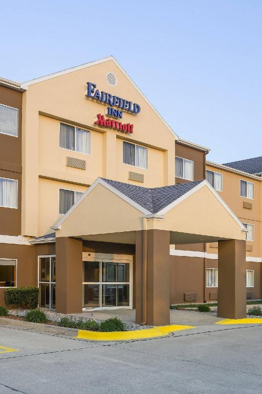 Exterior view Fairfield Inn & Suites Ashland