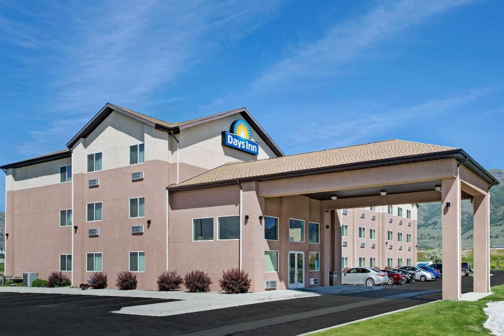 Exterior view Days Inn by Wyndham Brigham City