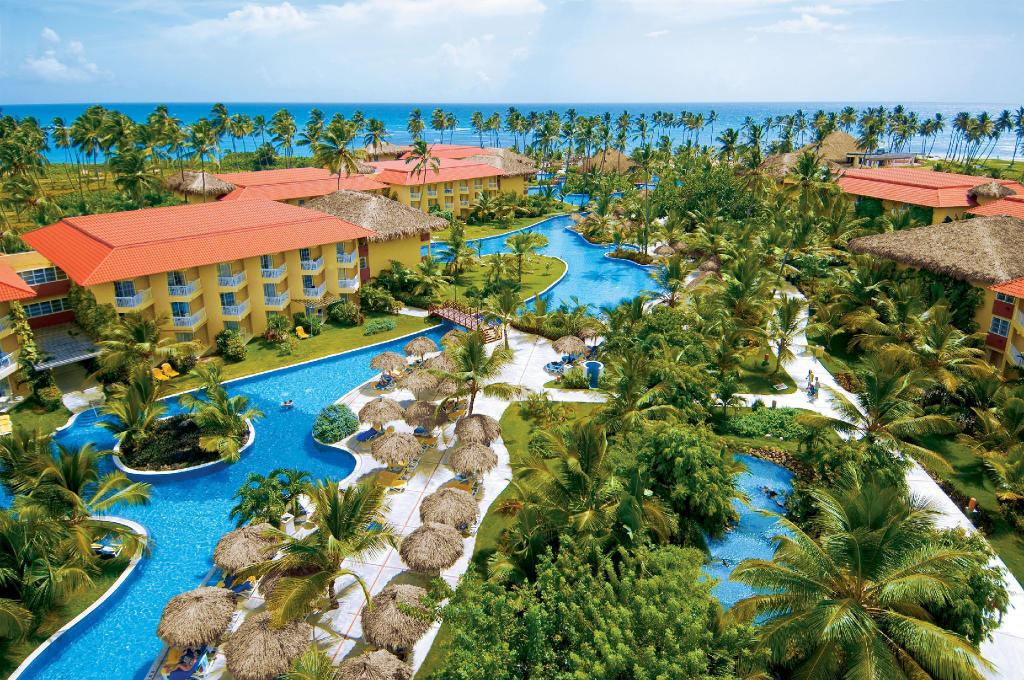 Exterior view Dreams Punta Cana - All Inclusive