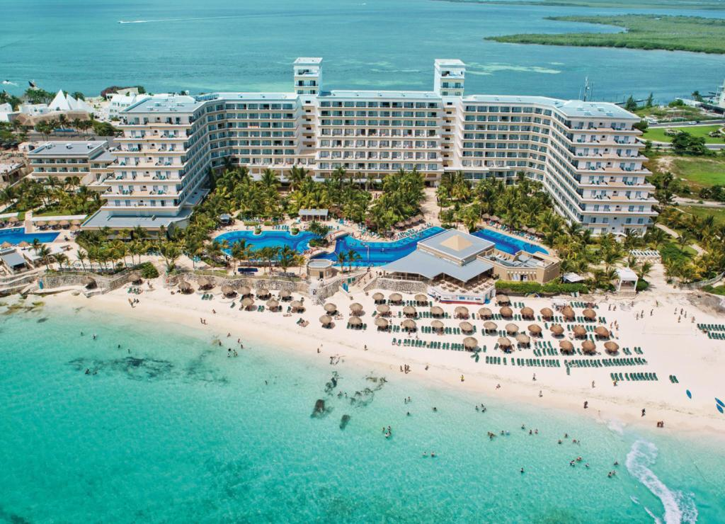 Riu Caribe All Inclusive Resort Villa Cancun Deals Photos Reviews