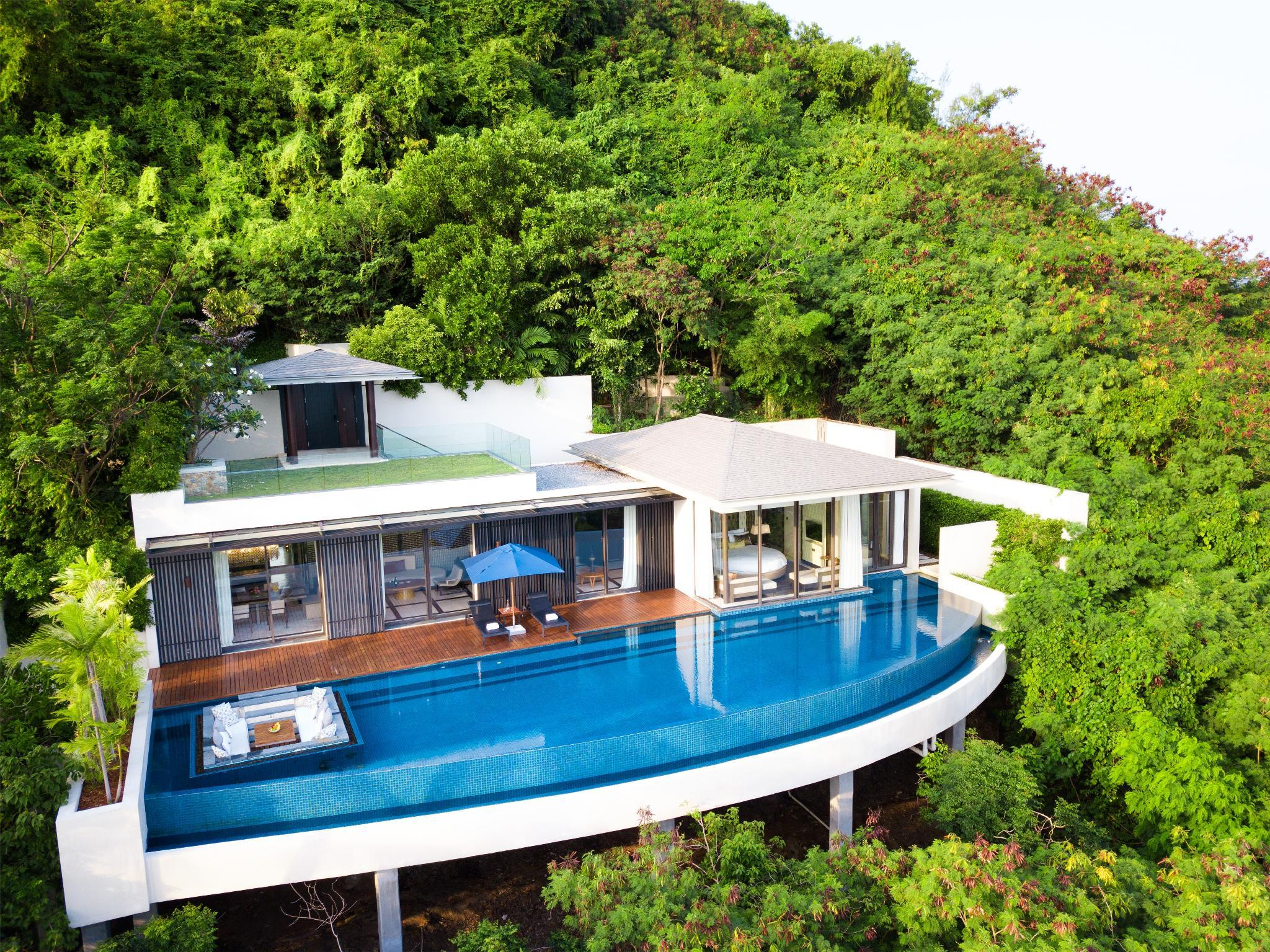 Royal Ocean View Pool Villa