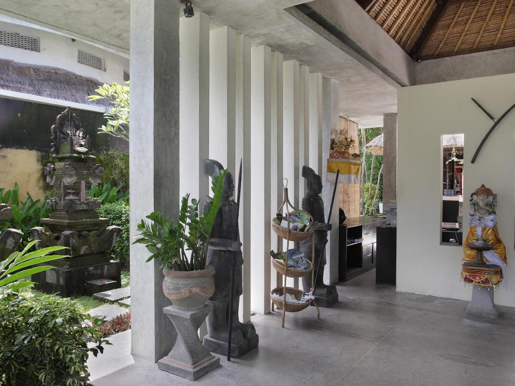 Interior view Y Resort Ubud