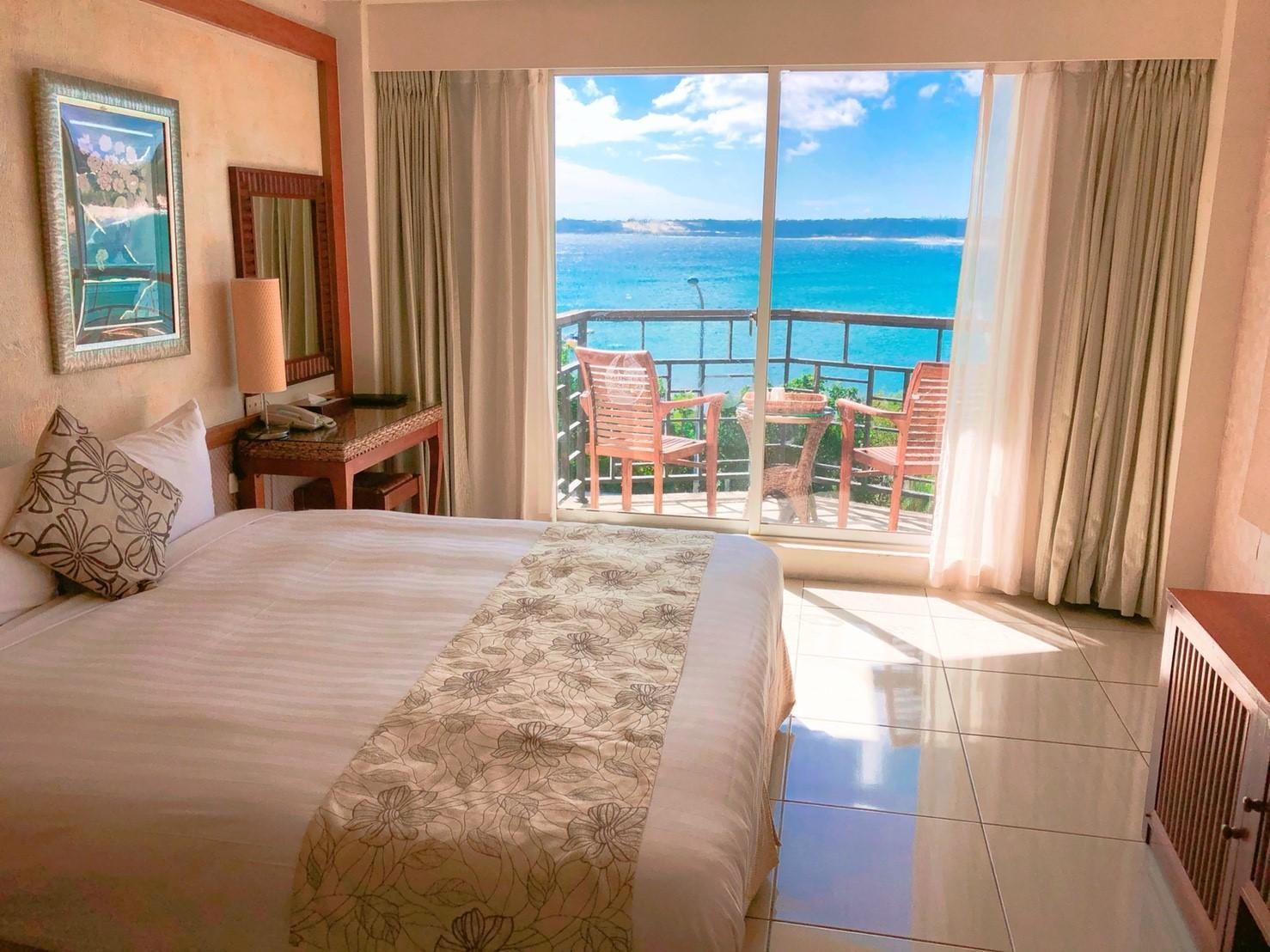 海景雙人房 (Sea View Double Room)