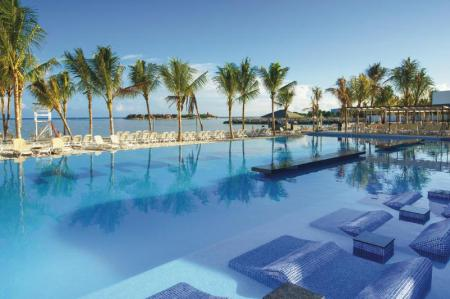 Swimming pool [outdoor] RIU REGGAE ALL-INCLUSIVE - ADULTS ONLY