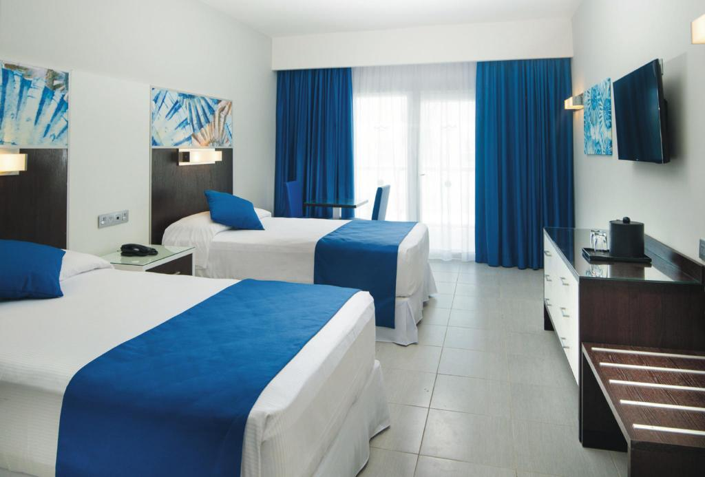 Double Room - Bed RIU REGGAE ALL-INCLUSIVE - ADULTS ONLY