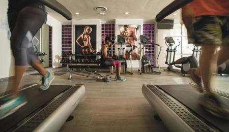 Fitness center RIU REGGAE ALL-INCLUSIVE - ADULTS ONLY