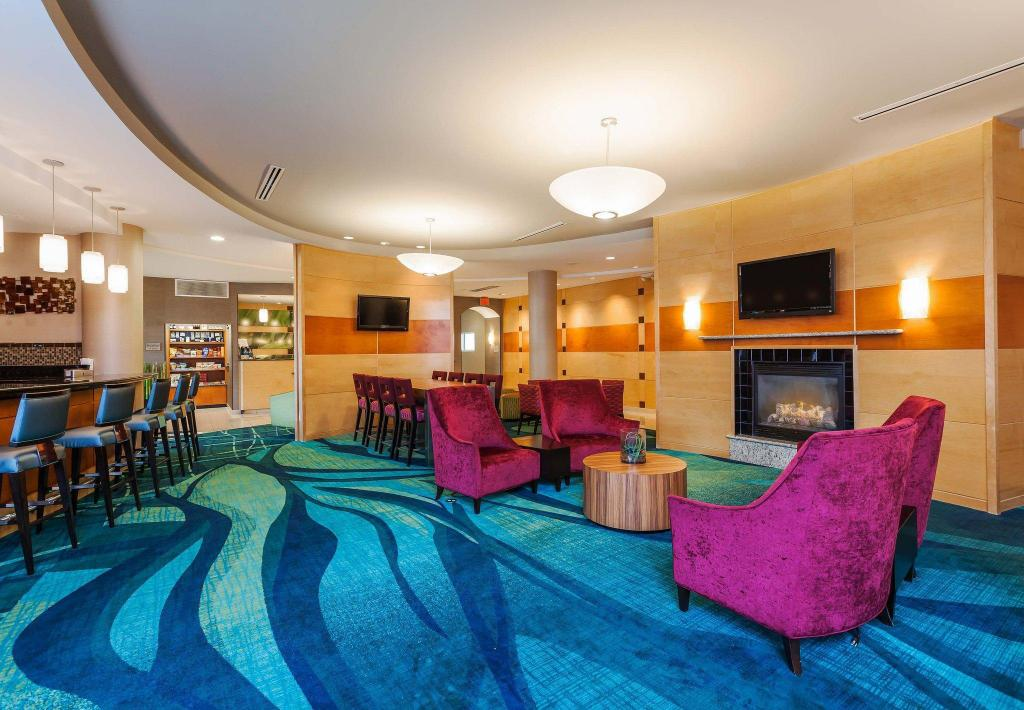 Lobby SpringHill Suites Charlotte Lake Norman/Mooresville