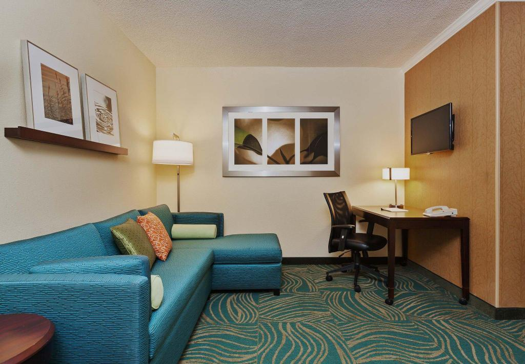 Interior view SpringHill Suites Charlotte Lake Norman/Mooresville