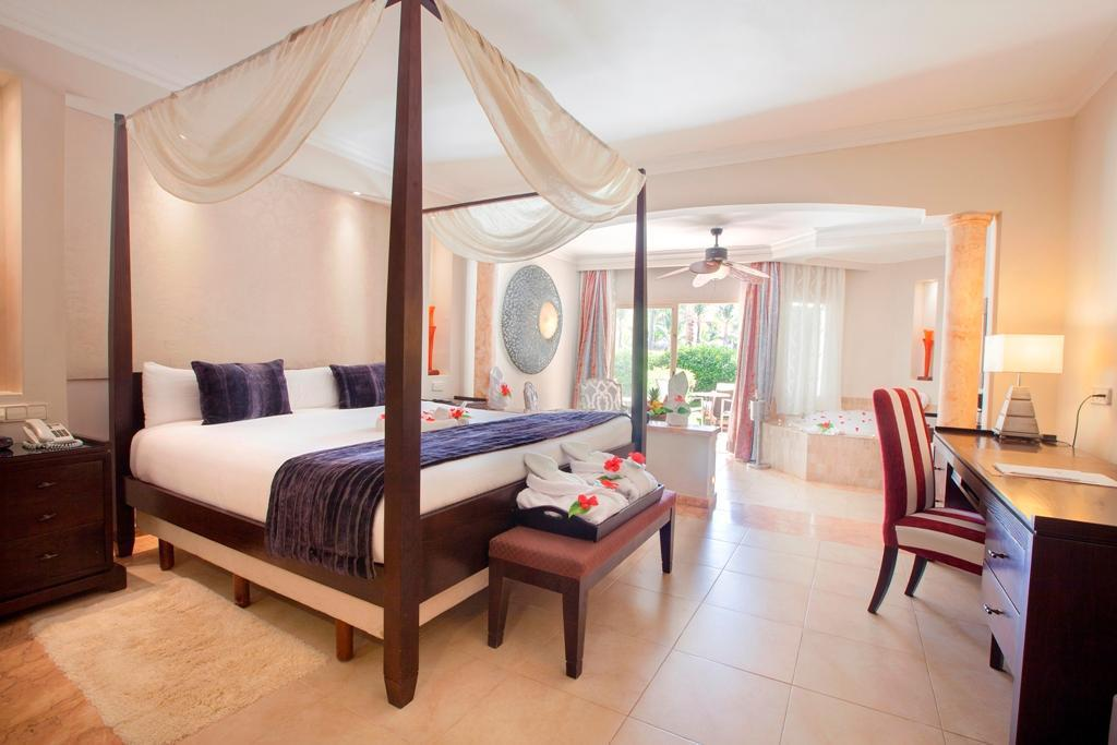 Jacuzzi-suite - Værelsesoversigt Majestic Elegance Punta Cana - All Inclusive - Adults Only