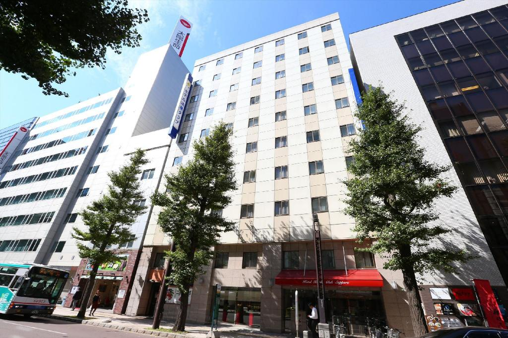 More about Hotel Hokke Club Sapporo
