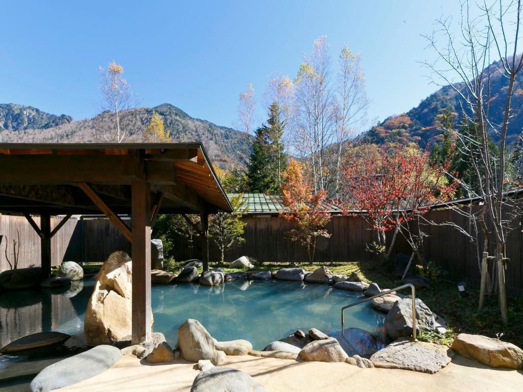 穂高荘 山がの湯 (Hodakaso Sanganoyu)|クチコミあり - 高山