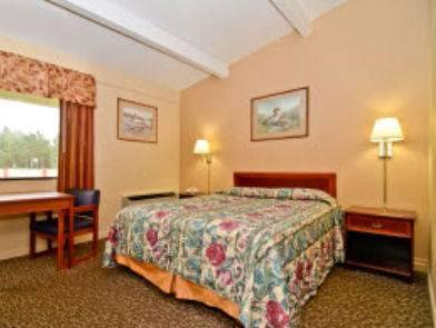 1 King Bed Smoking   Guestroom Americas Best Value Inn   Smithfield, NC