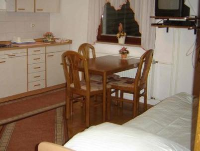 Apartamento de 1 Habitación (3 adultos) (One-Bedroom Apartment (3 Adults))