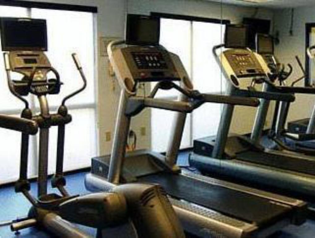 Fitness center SpringHill Suites Austin Round Rock