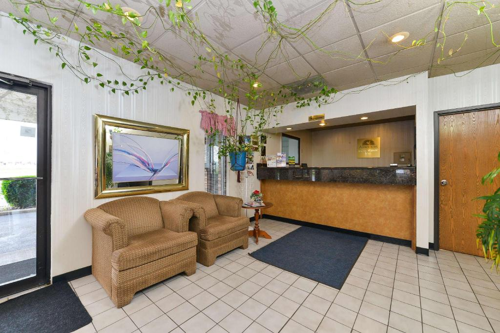 ردهة Americas Best Value Inn - Effingham, IL