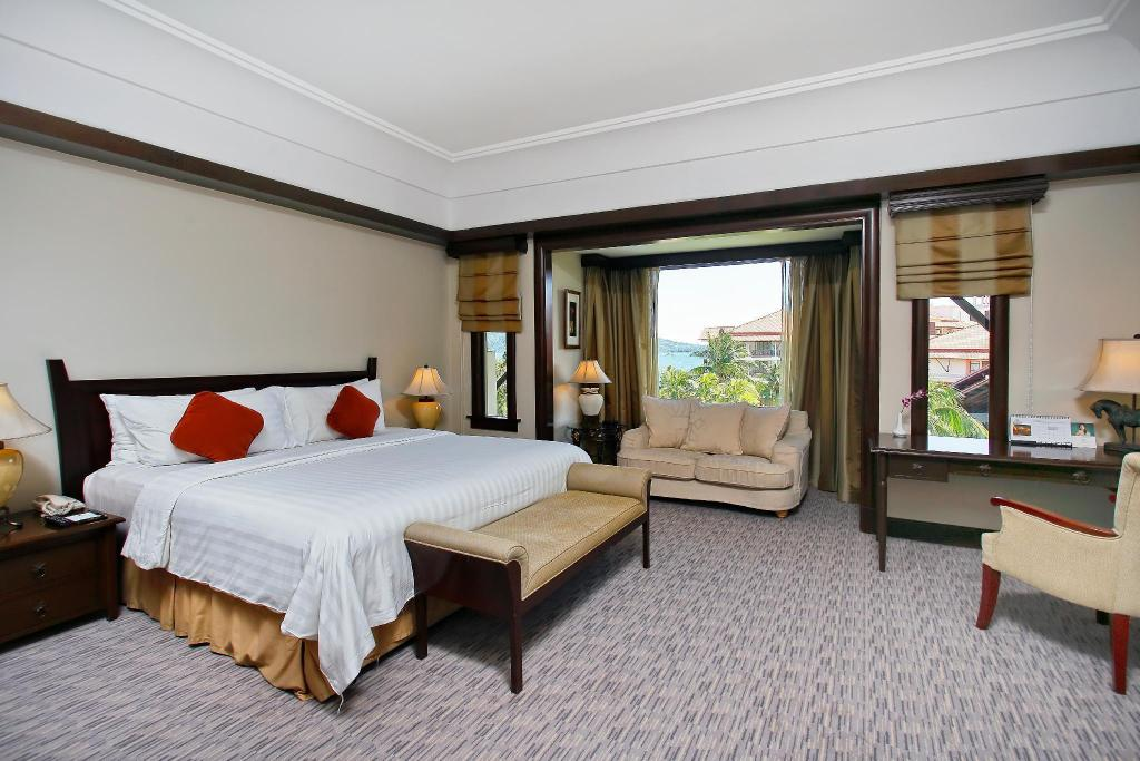 Magellan Club Suite - Malaysia, Singapore and Brunei Residents Only - 床