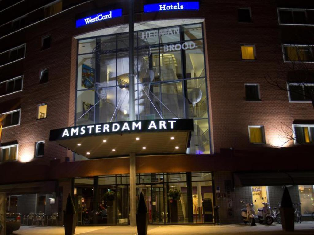 More About Westcord Art Hotel Amsterdam 3 Stars