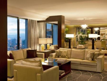 Tampilan interior Lugal, a Luxury Collection Hotel, Ankara