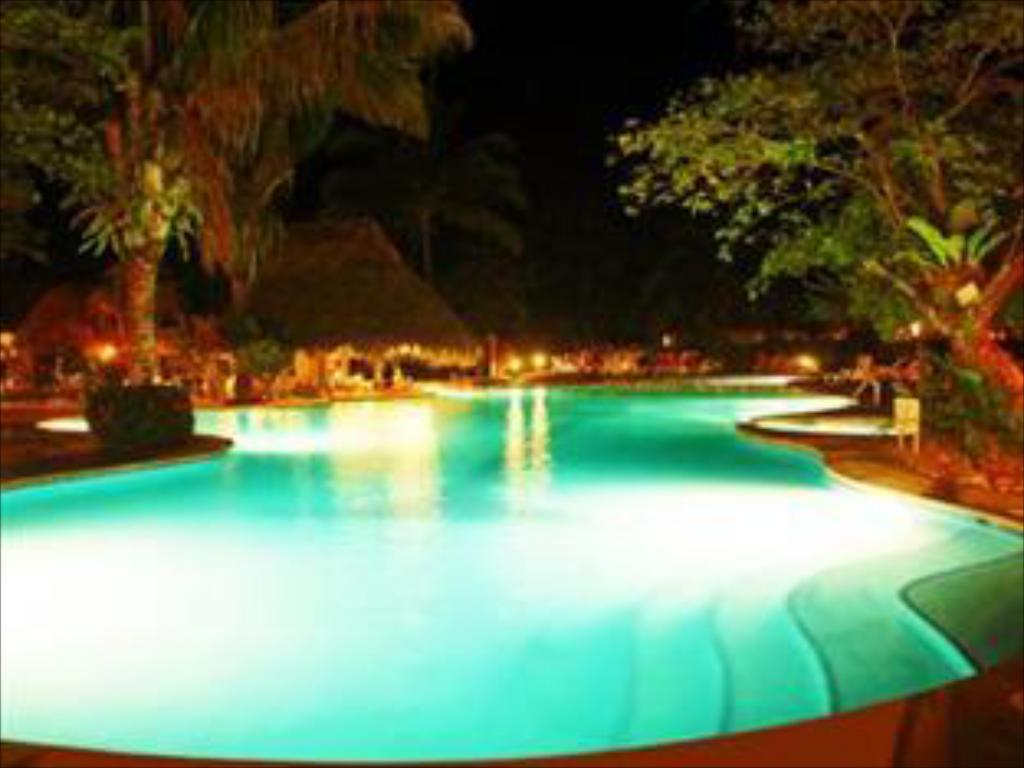 Swimmingpool Hotel Villas Playa Samara