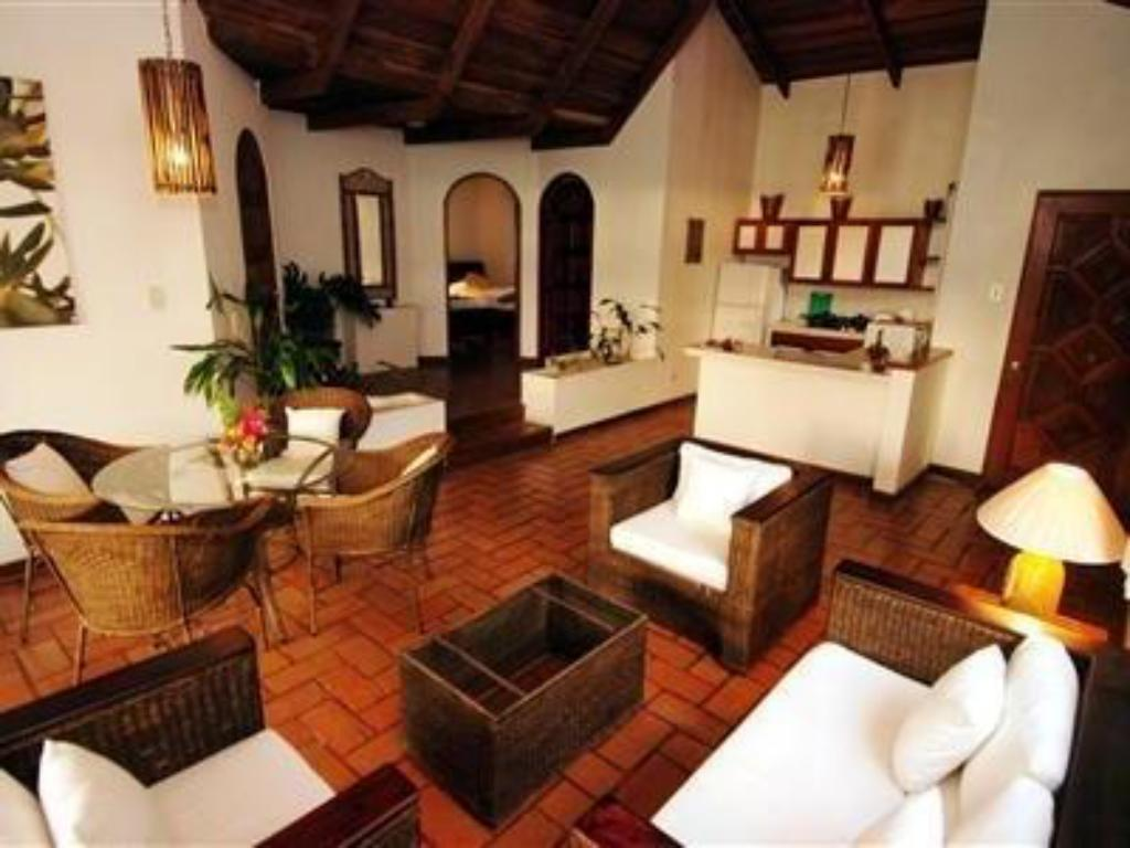 Lobby VILLAS PLAYA SAMARA BEACH FRONT ALL INCLUSIVE RESORT