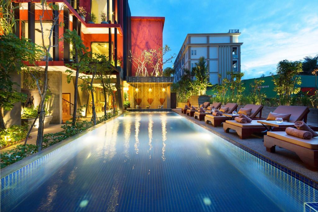 Best Price on Golden Temple Villa in Siem Reap + Reviews!
