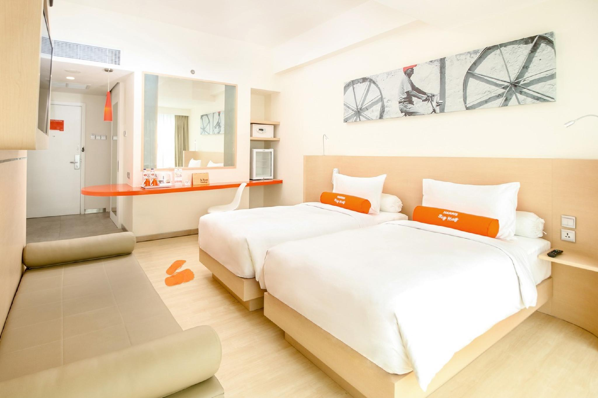 Harris hotel sentraland in semarang room deals photos & reviews