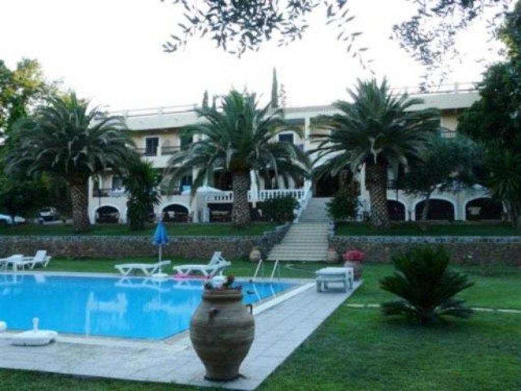 Hotel Fiori.Fiori Hotel Korfu Sala Graikija Didziausios Nuolaidos